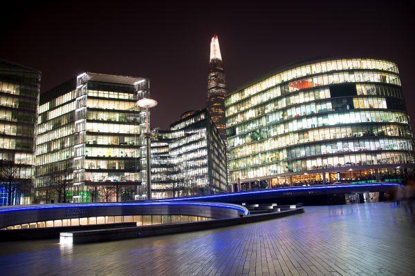 More London at Night