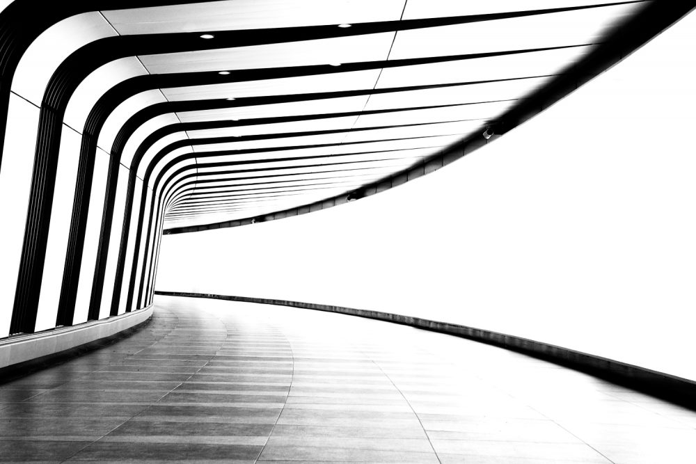 Kings Cross Light Tunnel