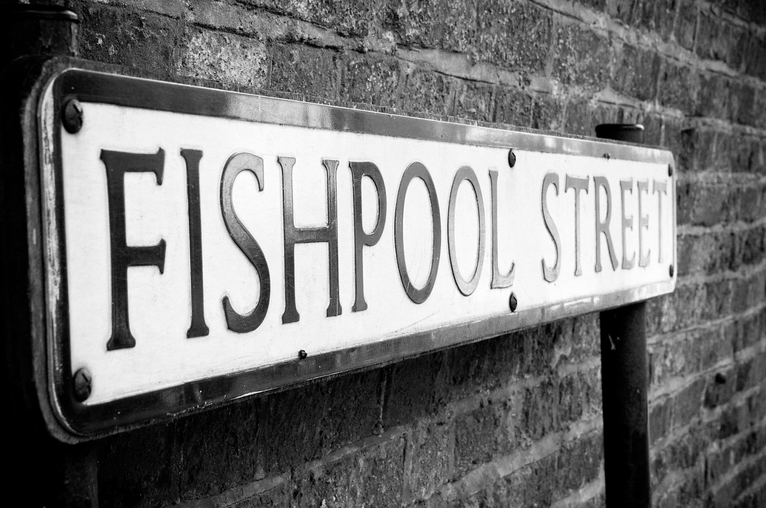 Fish Pool Street in St Albans