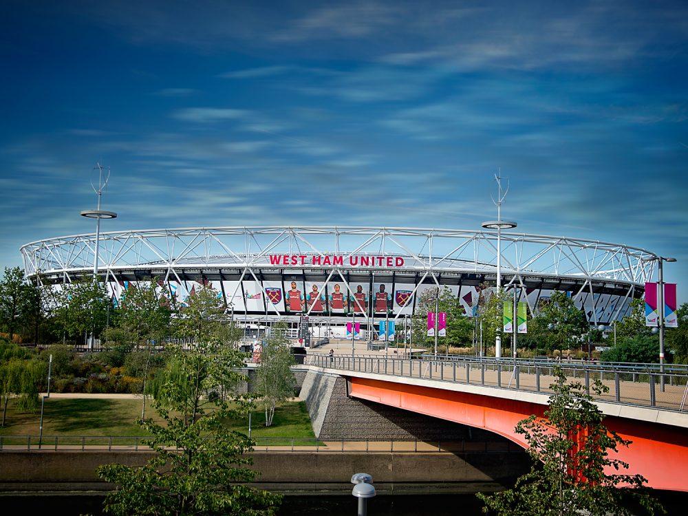West Ham united fc London stadium