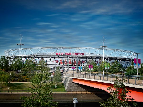 West Ham united fc London stadium