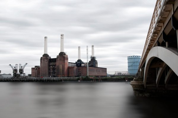 Battersea Power Station Long Exposure