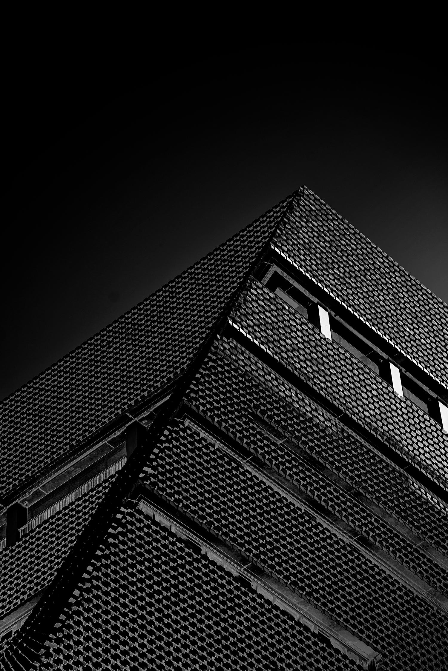 Tate Modern Switch House Dark