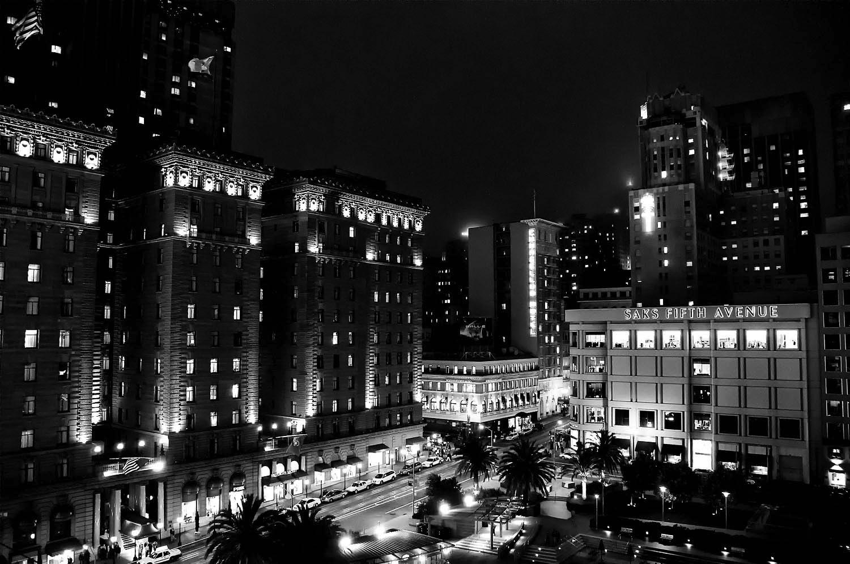 Union Square, San Francisco 2008